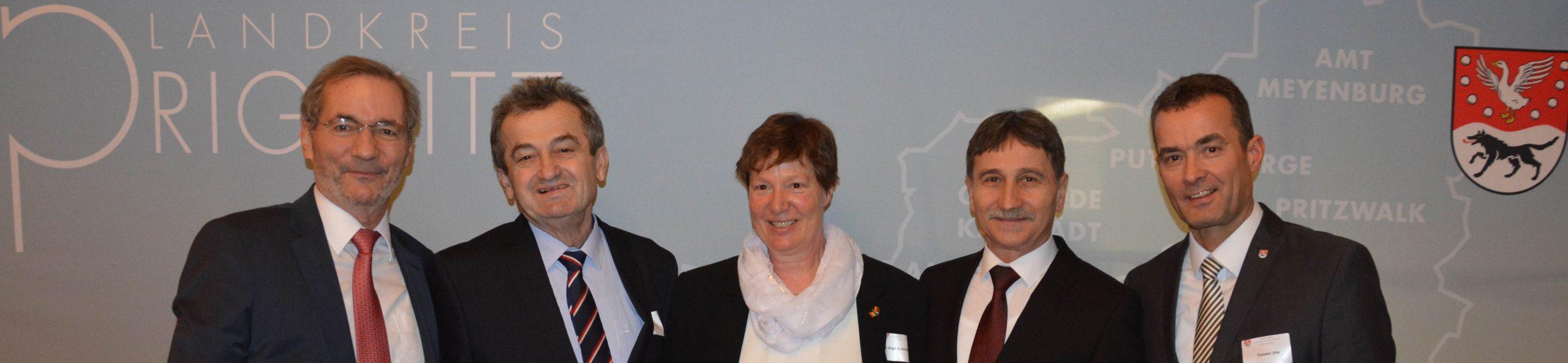 Brandenburg & Centru: Partnerregionen